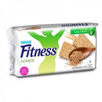 Galletas Fitness Ajonjoli...