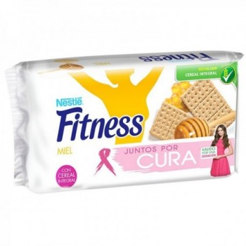 Galletas Fitness Miel 9pqts.