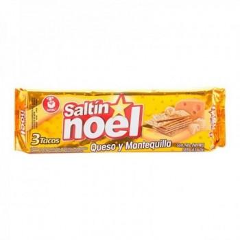 Galletas Saltin Queso y...
