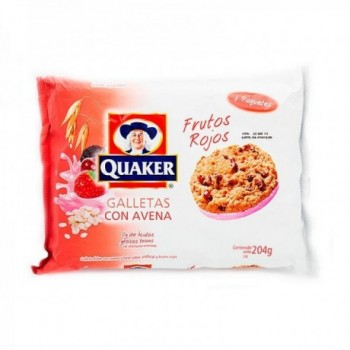 Galletas Quaker Frutos...