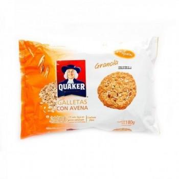 Galletas Quaker Granola 6pqts.