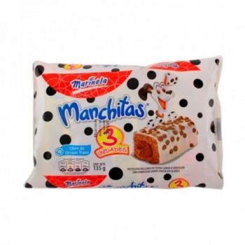 Ponque Manihitas Marinela...