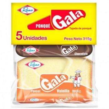 Ponque Gala Tajada Surtido...