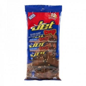 Chocolatina Jet Cruji 12unds.