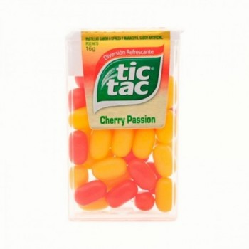 Tic Tac Cherry Passion 16g.