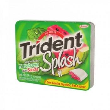 Trident  Splash 8unds.
