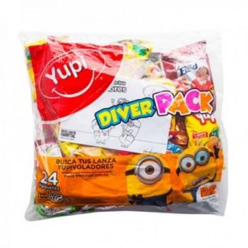 Lonchera Diver Pack Yupi...