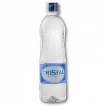 Agua Cristal 600ml.