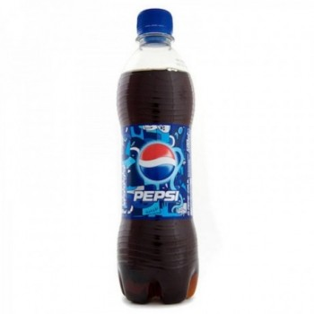 Gaseosa Pepsi 600ml.