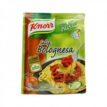 Salsa Bolognesa Knorr * 50 Grs