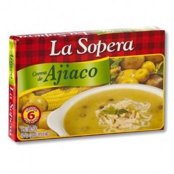 Crema de Ajiaco La Supera 6...