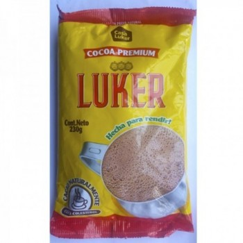 Cocoa Luker * 230 Grs
