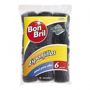 Esponjilla Bon Brill * 6 U