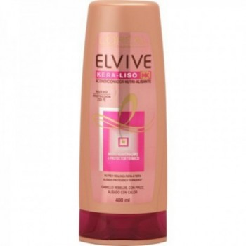 Elvive Kera-Liso Acond 400 ml.