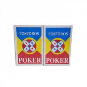 Fosforos Poker Caja Grande...