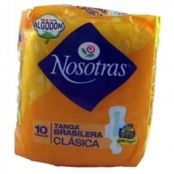 Toallas Nosotras Tanga...