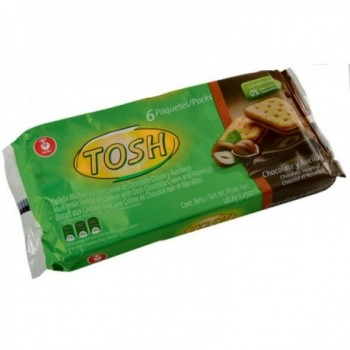 Galletas Tosh Chocolate y...