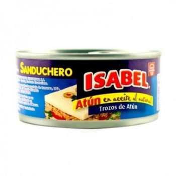 Atun Isabel Sanduchero x...