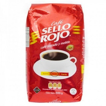 Cafe Molido Sello Rojo...