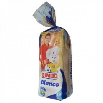 Pan Tajado Blanco Bimbo 470g.