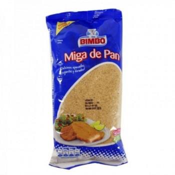 Miga de Pan Bimbo 250gr.