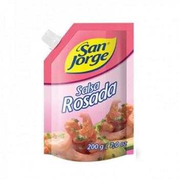 Salsa Rosada 200gr San Jorge
