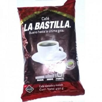 Cafe Molido la Bastilla...