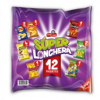 Super Lonchera Surtido 12...