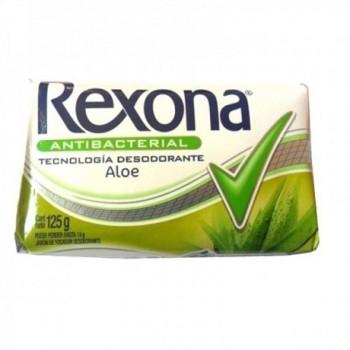 Jabon Rexona Antib Aloe 125 gr
