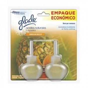 Glade Aceite Hawaiian Rpto x 2