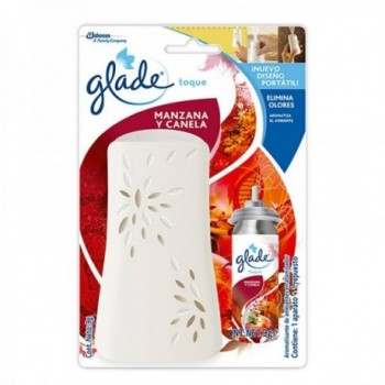 Glade Toque Maiz-Canela