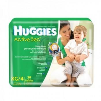 Huggies Etap 4 Active-Sec...