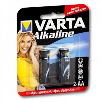 Pilas Varta AA * 2 Unds