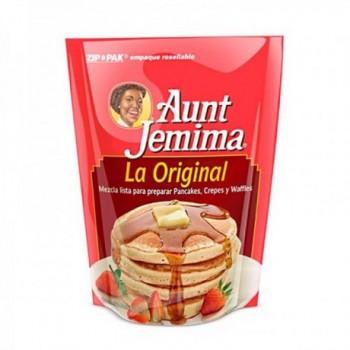 Pancakes Aunt Jemima...