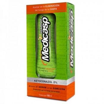 Medicasp Shampoo 100 ml