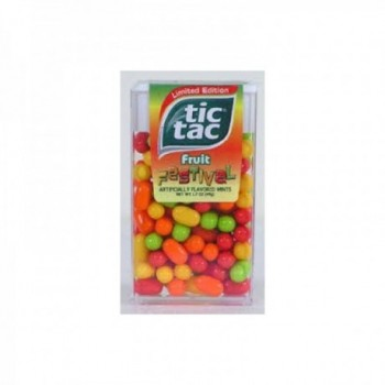 Tic Tac Diversion Frutal 16 gr