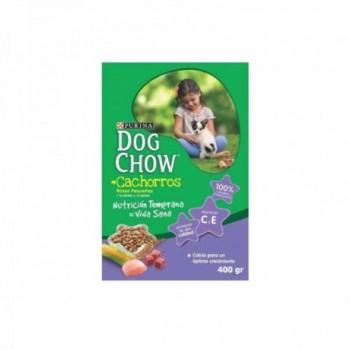 Dog Chow Cachorros x 400g...