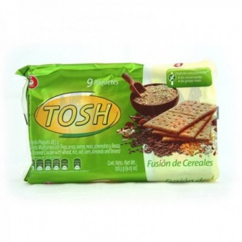 Galletas Tosh Fusion de...
