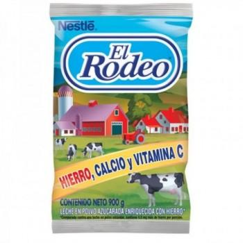 Leche en Polvo El Rodeo x 900g