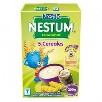 Cereal Nestum 5 Cereales 200g