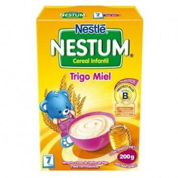 Cereal Nestum Trigo Miel 200g