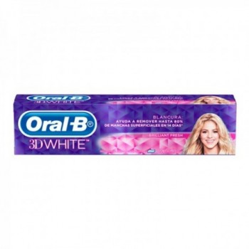 Oral B 3D White 53ml.