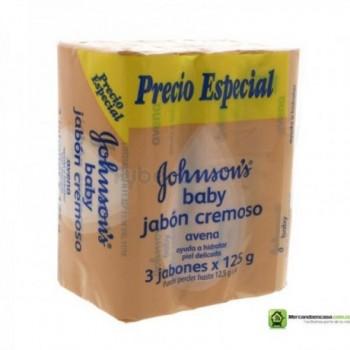 Jabon Johnsons Baby Avena...