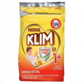 Leche Klim 1+ en Polvo 500 gr