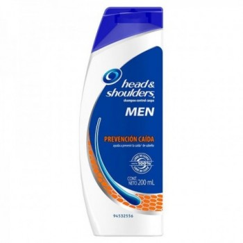 H & S Men Caida Shamp 200 ml