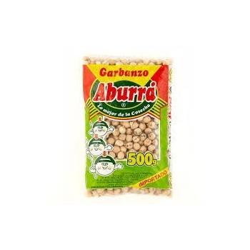 Garbanzo Aburra 500 gr