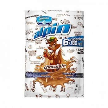 Chocolate Alpin 6und x 180ml