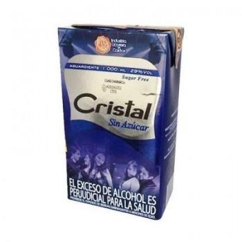 Cristal Sin Azucar Tetra x...