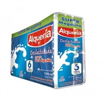 Leche Alqueria Deslactosada...