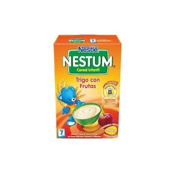 Cereal Nestum Trigo con...